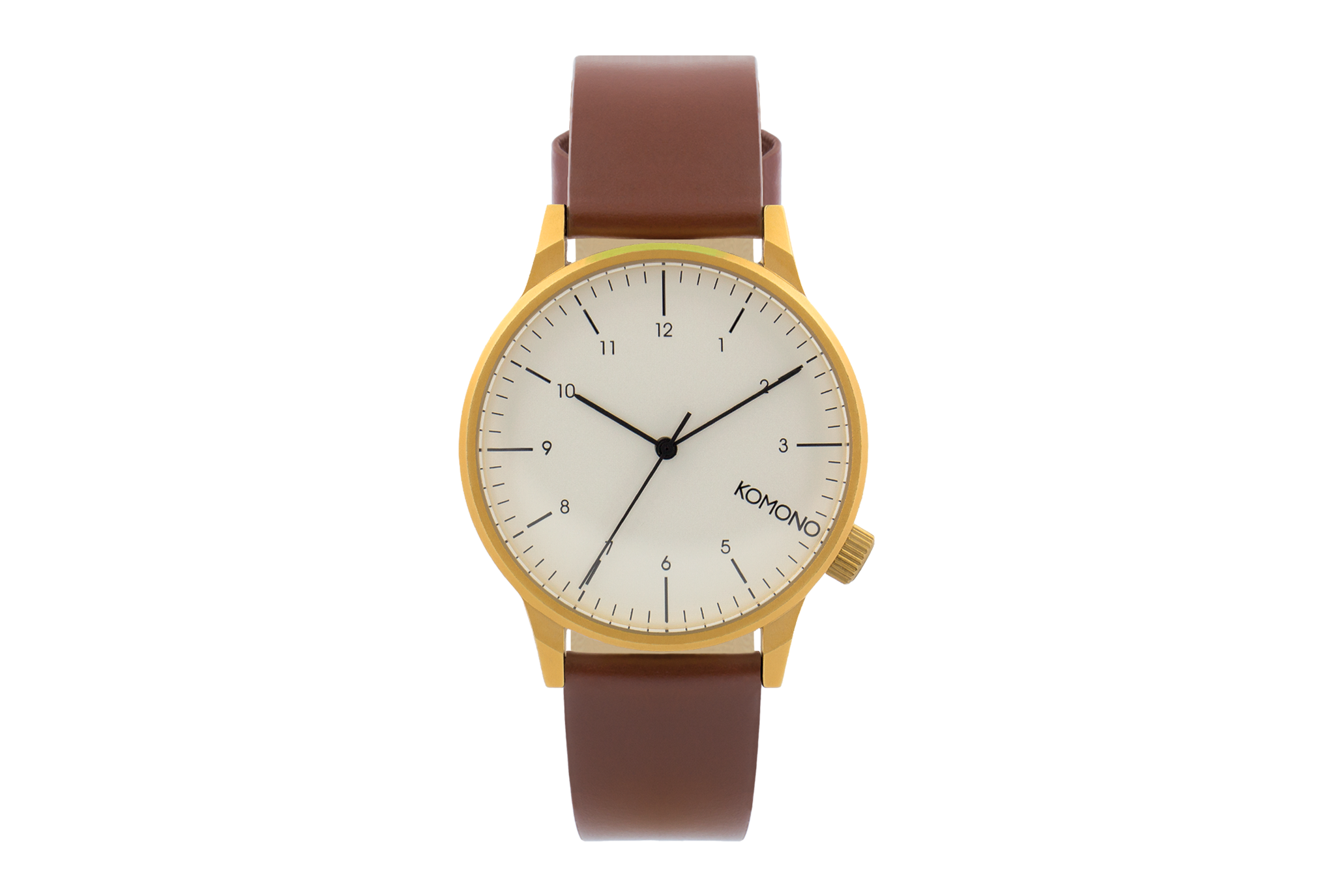 Komono - Winston Regal Chestnut Watch