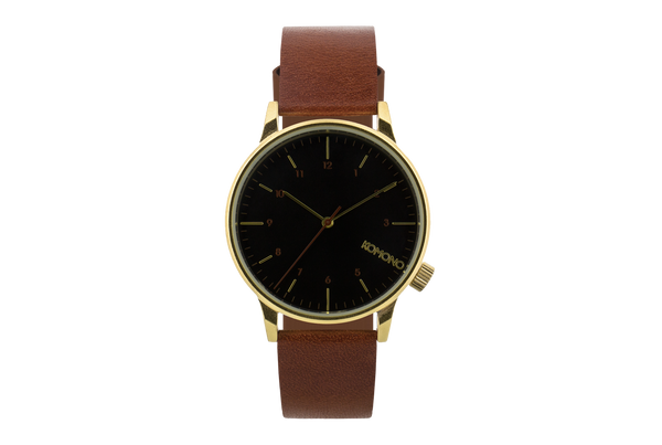 Komono - Winston Regal Pecan Watch