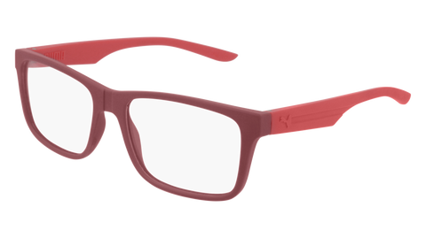 Puma - PU0204O Red Eyeglasses / Demo Lenses