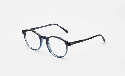 Super - Numero 01 Sfumato 48mm Indigo Eyeglasses / Demo Lenses