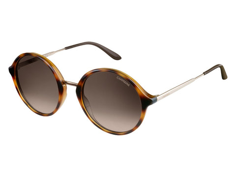 Carrera - 5031 Havana Gold Sunglasses / Brown Gradient Lenses