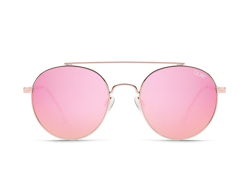ddba89421d3 Quay Outshine Rose Sunglasses   Pink Lenses