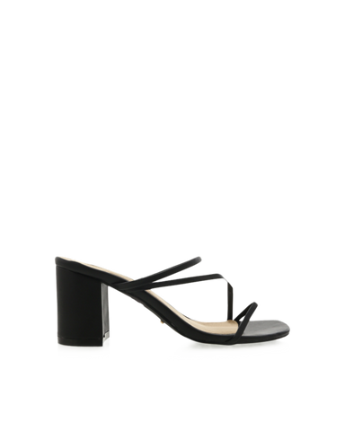 BiLLiNi - Women's Yazmin Black Block Heels