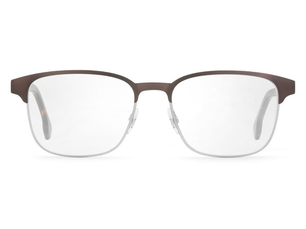 Carrera - 138 Matte Brown Eyeglasses / Demo Lenses