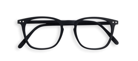 Izipizi - #E Black Reader Eyeglasses / +2.00 Lenses