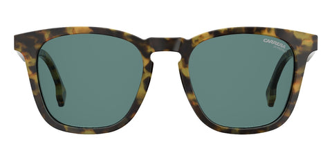 Carrera - 143 Havana Pall Sunglasses / Blue Avio Lenses