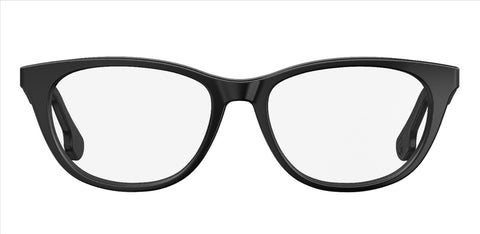 Carrera - 5547 Black Eyeglasses / Demo Lenses