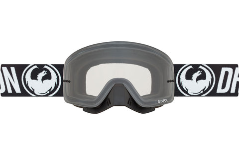 Dragon - NFX Coal MX Goggles / Clear Lenses