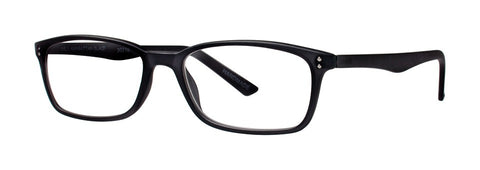 Scojo - Gels Manhattan Matte Black Reader Eyeglasses / +2.00 Lenses