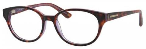 Banana Republic - Kira Tortoise Purple Crystal Eyeglasses / Demo Lenses