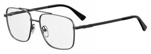 Moschino - Mos 532 Dark Ruthenium Black Eyeglasses / Demo Lenses