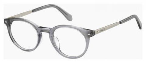 Fossil - Fos 6090 Crystal Gray Eyeglasses / Demo Lenses