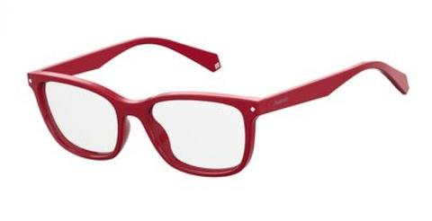 Polaroid - Pld D338 Red Eyeglasses / Demo Lenses
