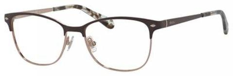 Fossil - Fos 7034 53mm Matte Brown Eyeglasses / Demo Lenses