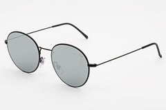 Super - Wire Zero Silver Sunglasses