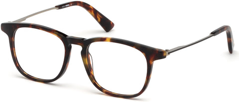 Diesel - DL5313 Dark Havana Eyeglasses / Demo Lenses