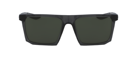 Nike - SB Ledge Anthracite Black Sunglasses / Green Lenses