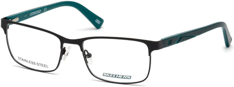 Skechers - SE3213 Matte Black Eyeglasses / Demo Lenses