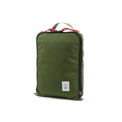 Topo Designs - Olive Unisex Pack Bag