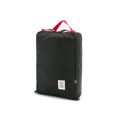 Topo Designs - Black Unisex Pack Bag