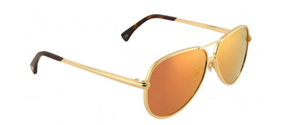 Wildfox - Airfox 2 Deluxe Gold Sunglasses