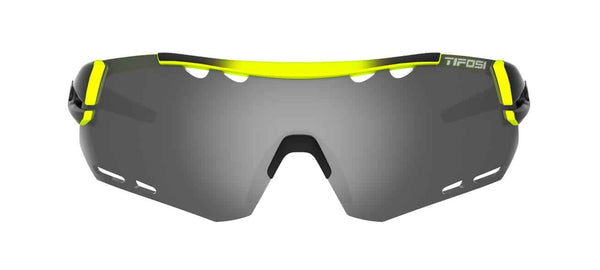 Tifosi - Alliant Race Neon Sunglasses / Smoke + AC Red + Clear Lenses