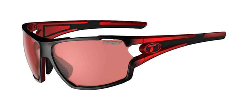 Tifosi - Amok Race Red Sunglasses / High Speed Red Fototec Lenses