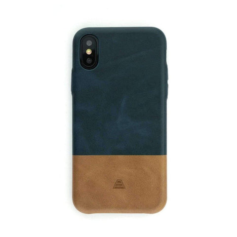 Andar - The Marshal iPhone X/XS Sand Navy Phone Case