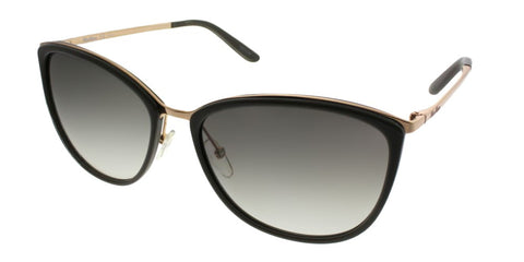 Max Mara - Classy I Gold Copper Mud Sunglasses / Green Gradient Lenses