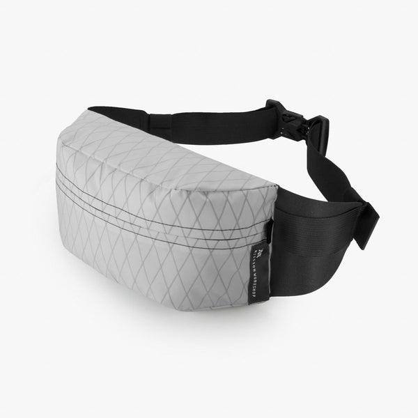 Mission Workshop - The Axis VX White Waist Pack