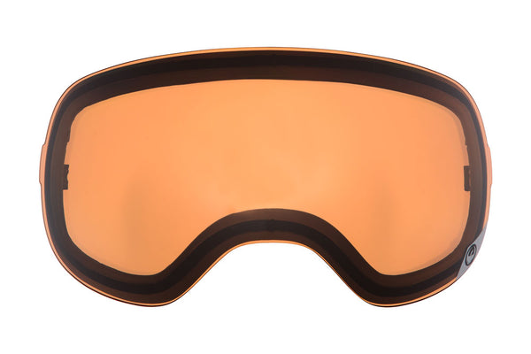 Dragon - D3 Amber  Snow Goggle Replacement Lenses /  Lenses