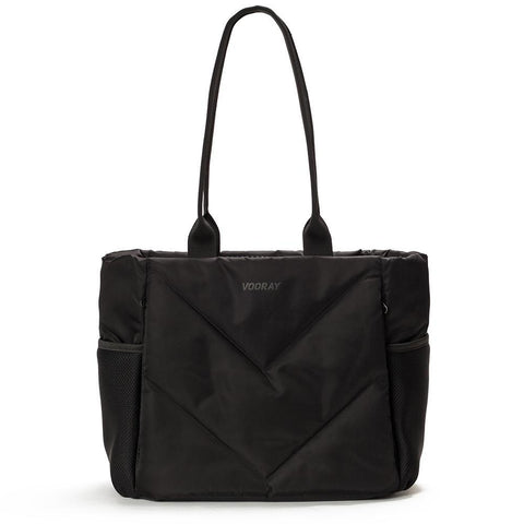 Vooray - Aria Jet Black Tote