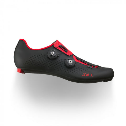 Fizik - Aria R3 Black Red Cycling Shoes
