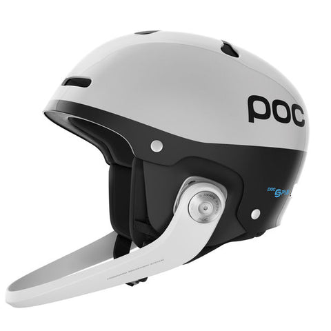 POC - Artic SL Spin Medium-Large Hydrogen White Snow Helmet