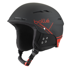 Bolle - B-Fun Soft Black & Red Ski Helmet