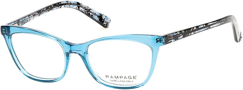Rampage - RA0198 Blue Eyeglasses / Demo Lenses