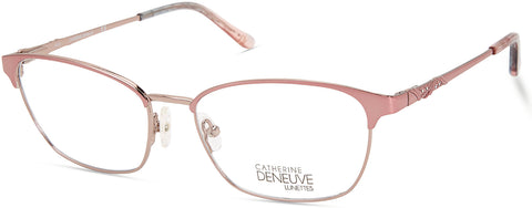 Catherine Deneuve - CD0424 Shiny Pink	 Eyeglasses / Demo Lenses