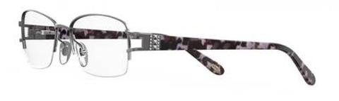 Emozioni - 4388 53mm Ruthenium Eyeglasses / Demo Lenses