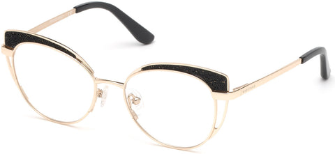 Marciano - GM0343 Gold Eyeglasses / Demo Lenses