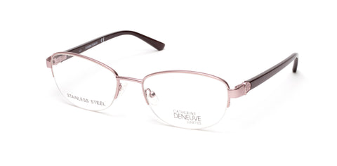 Catherine Deneuve - CD0417 Matte Pink Eyeglasses / Demo Lenses