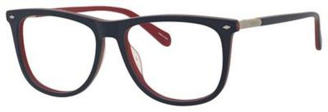 Fossil - Fos 7030 Red White Blush Eyeglasses / Demo Lenses