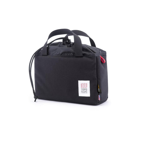 Topo Designs - Black Unisex Camera Bag