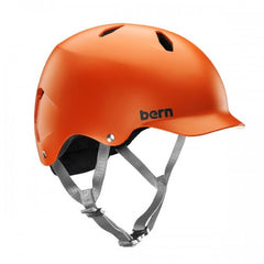 Bern - Bandito Matte Orange Bike Helmet