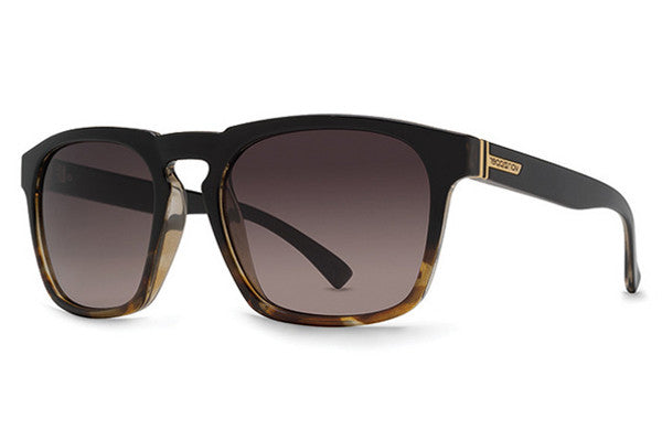 VonZipper - Banner Tort Black TBK Sunglasses, Gradient Lenses
