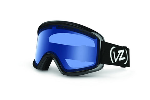 VonZipper - Beefy Black BBE Goggles, Blue Lenses