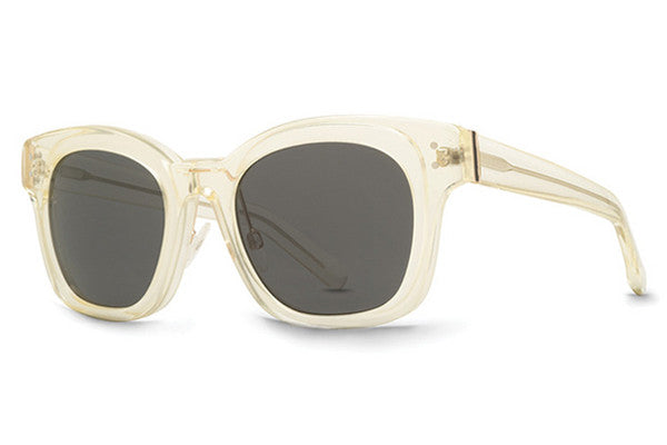 VonZipper - Belafonte Age Crystal ACG Sunglasses, Grey Lenses