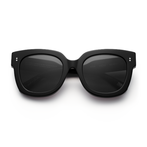 CHiMi - #008 54mm Berry Sunglasses / Black Lenses