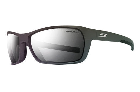 Julbo - Blast Matte Black / Black Sunglasses, Polarized 3+ Lenses