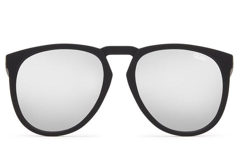 Quay PHD Black / Silver Sunglasses
