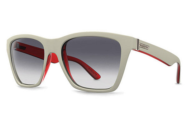 VonZipper - Booker Sand Ruby SRG Sunglasses, Grey Gradient Lenses